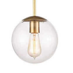Cafe Globe Mini Pendant Light