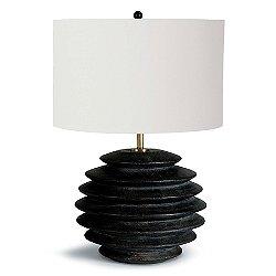 Accordion Round Table Lamp