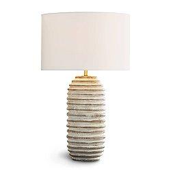 Coastal Living Carmel Wood Table Lamp