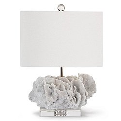 Coastal Living Caribbean Coral Table Lamp