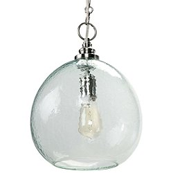 Glass Float Pendant Light