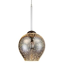 Spacey 9-Inch Pendant Light