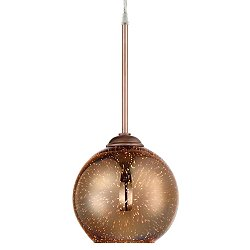 Spacey 6.8-Inch Pendant Light