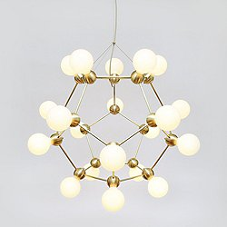Lina 20-Light Large Chandelier