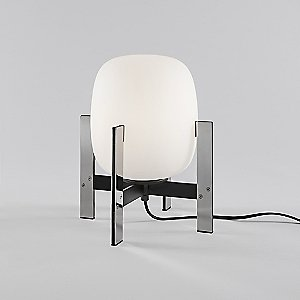 Cesta Metalica Table Lamp by Santa & Cole