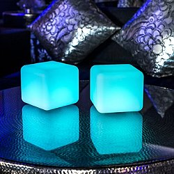 Dice Bluetooth LED Indoor/Outdoor Lamp