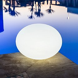 Flatball Bluetooth LED Indoor/Outdoor Lamp