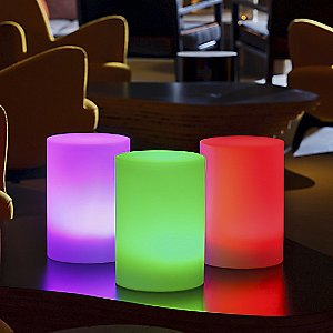 Tower Bluetooth XXS LED Indoor/Outdoor Lamp by Smart & Green