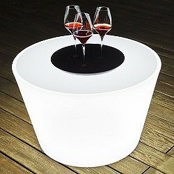 Bass Lighted Table