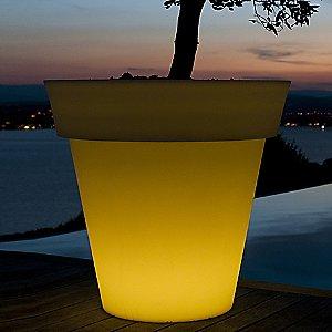 Gota Lighted Planter by Smart & Green