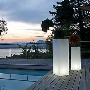 Mambo Lighted Planter by Smart & Green