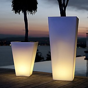 Rumba Lighted Planter by Smart & Green