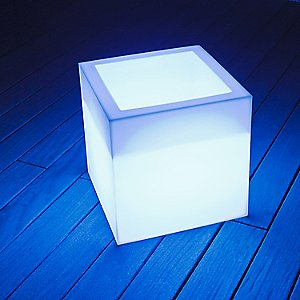 Passo Lighted Planter by Smart & Green