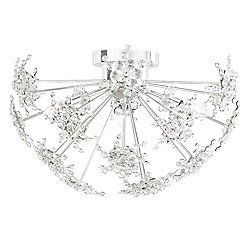 Esteracae Flush Mount Ceiling Light