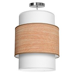 Evan Drum Pendant Light