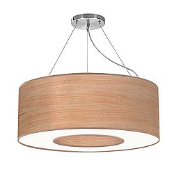 Aperture Drum Pendant Light