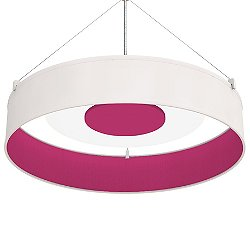 Kai LED Drum Pendant Light