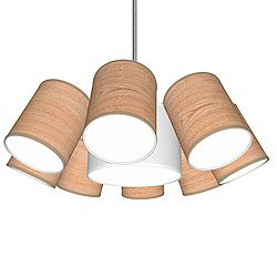 Buster Large Drum Pendant Light