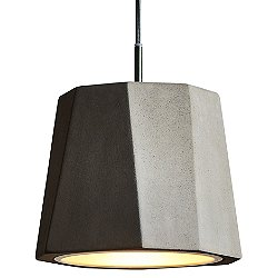 Castle Rock Pendant Light