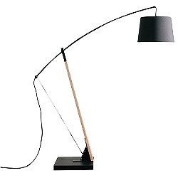 Archer Floor Lamp by Seed Design (Small) - OPEN BOX RETURN