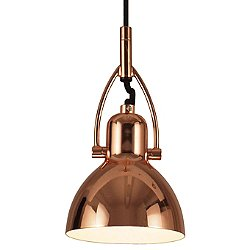 Laito Pendant by Seed Design (Copper/Large)-OPEN BOX RETURN
