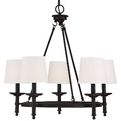 Babette 5-Light Chandelier