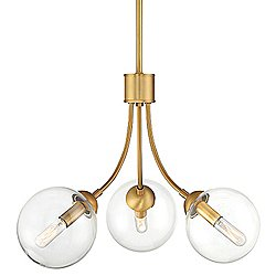 Bella 3-Light Chandelier