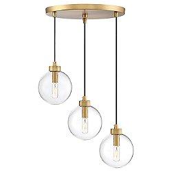 William Multi-Light Pendant Light