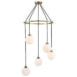 Alison Multi-Light Pendant Light