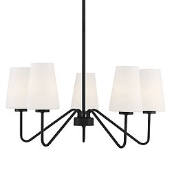 Marilyn 5-Light Chandelier