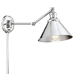 Parsely Swing-Arm Wall Sconce