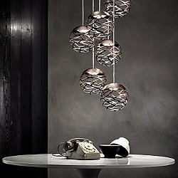 Kelly Cluster LED Pendant Light