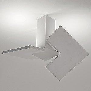 Puzzle Twist PL1 Ceiling Light by Studio Italia Design
