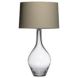 Warren Glass Table Lamp