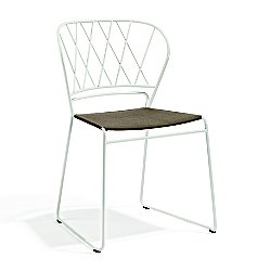 RESO Dining Chair with Fabric