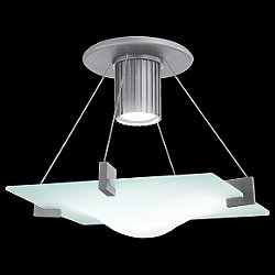 Handkerchief Semi-Flush Ceiling Light