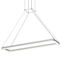 Stix Rectangle LED Linear Suspension