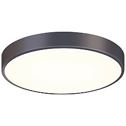 Pi LED Flush Mount (Black Bronze/16 inch) - OPEN BOX RETURN