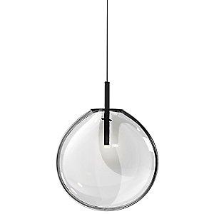 Cantina LED Pendant Light (Clear/Large) - OPEN BOX RETURN by SONNEMAN Lighting