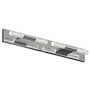 Crystal Rods LED Bath Bar by SONNEMAN Lighting