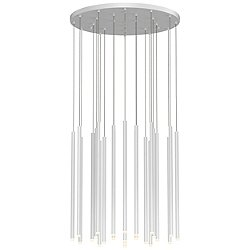 Light Chimes 24-Light LED Cluster Pendant Light