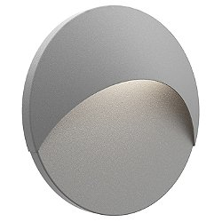 Ovos Round LED Outdoor Wall Light