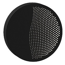 Dotwave Round LED Outdoor Wall Light