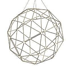Constellation® Hedron LED Pendant Light