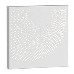 Dotwave Square LED Outdoor Wall Light