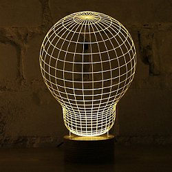 Bulbing LED Table Lamp