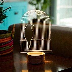 Bird Cage LED Lamp