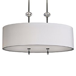 Athens Oval Pendant Light