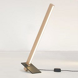 2 Foot Torch LED Table Lamp
