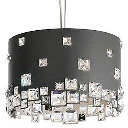 Mosaix Drum Pendant Light